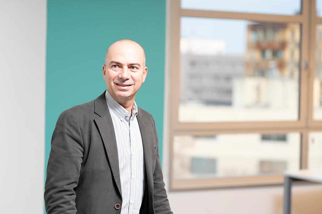 Strands CEO Erik Brieva