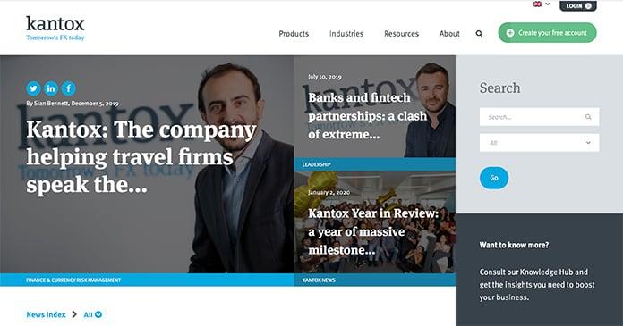 Kantox-Blog-Screenshot