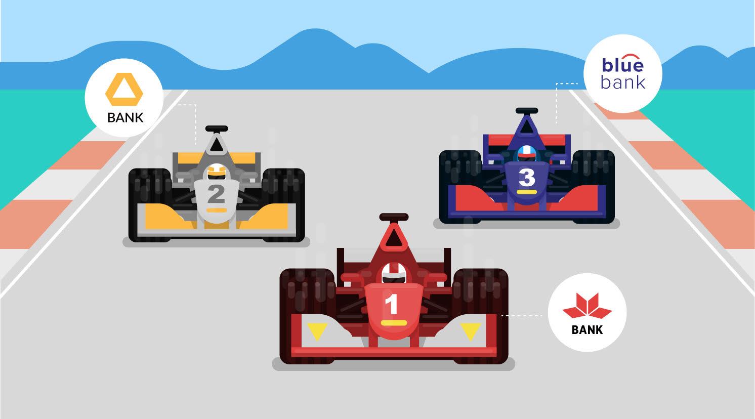 Pole Position in SME Banking - Strands Blog FinTech