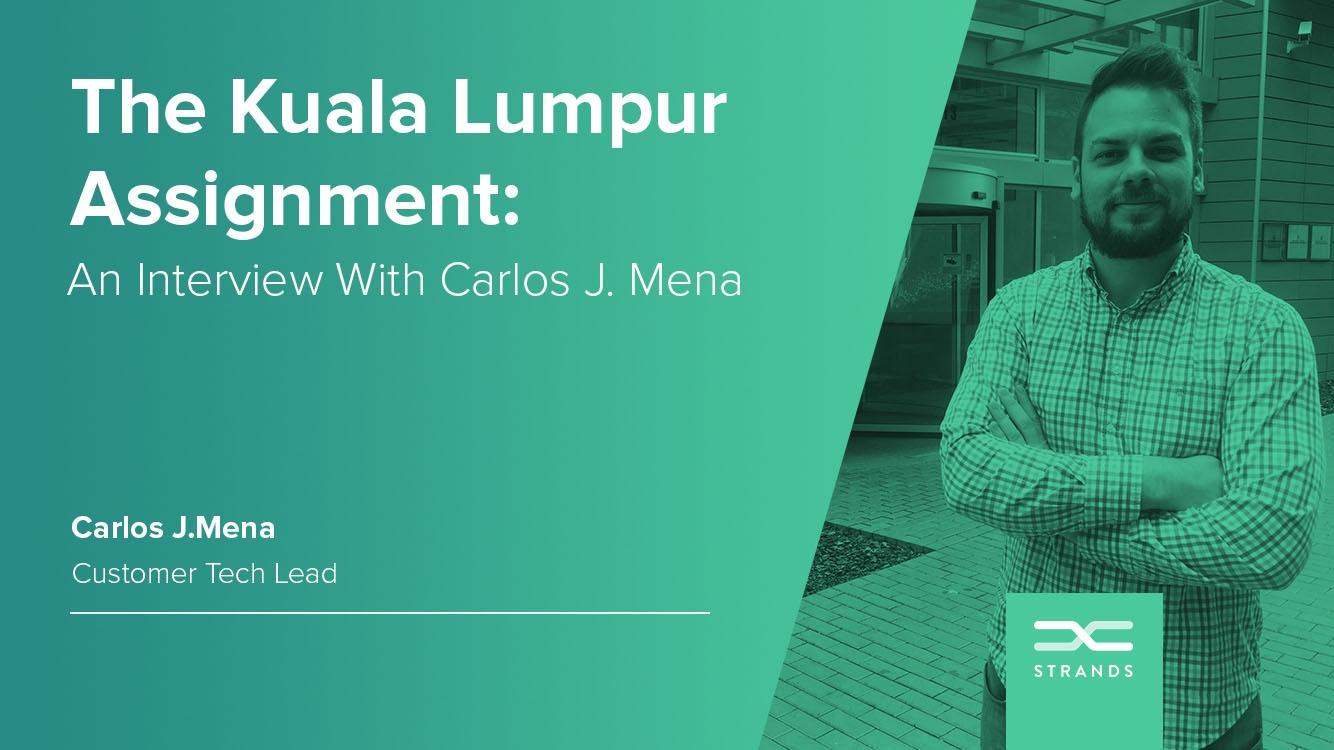 Interview Carlos Mena
